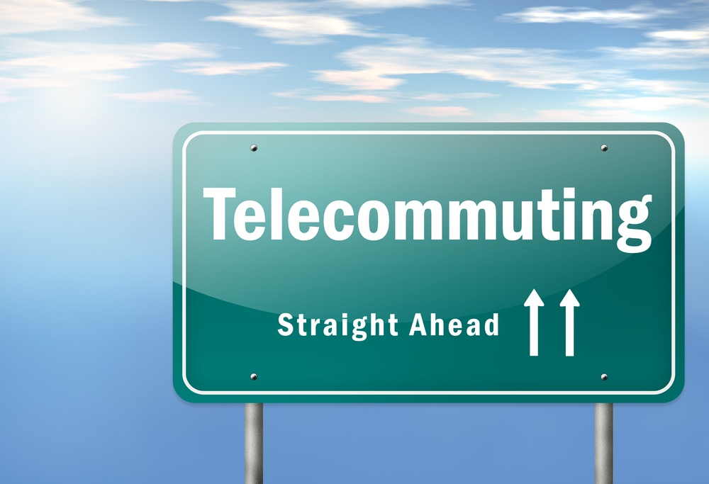 what-is-telework